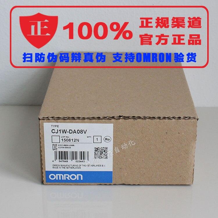 CJ1W-DA 08V Programmable PLC Simulator Module New Original Product