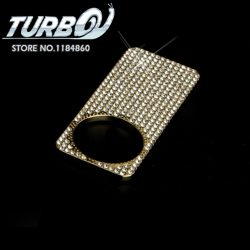 For Mercedes Benz C E GLK CLS GL ML Car Styling Rhinestone Car Passenger  Side Box Locker Button Cover Sticker-in Interior Mouldings from Automobiles  ... 1e78ab222c43
