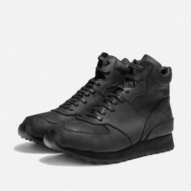 Blanco Ocio La Transpirable Diseñador Deporte Cremallera Plataforma Hombres  Los Casual De Genuino blackwhite Alta Black Vendimia white Zapatos  Zapatillas ... 47512781656
