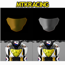 MTKRACING G 310R G 310GS Motorbikes Acrylic Headlight Protector Cover Screen Lens For BMW G310R G310GS 2017-2018 все цены