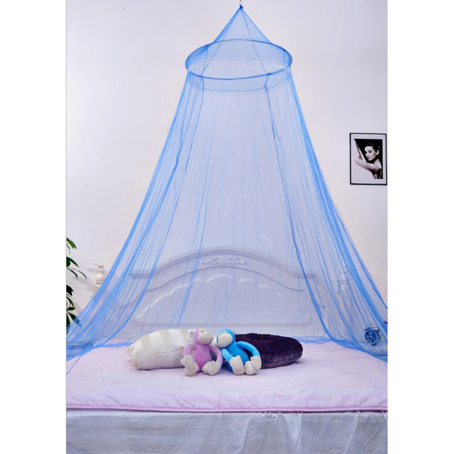 1pc Round Lace Insect Bed Valance Canopy Netting Curtain Palace Dome Lace Hanging Mosquito Nets Mosquito  sc 1 st  AliExpress.com & 1pc Round Lace Insect Bed Valance Canopy Netting Curtain Palace ...