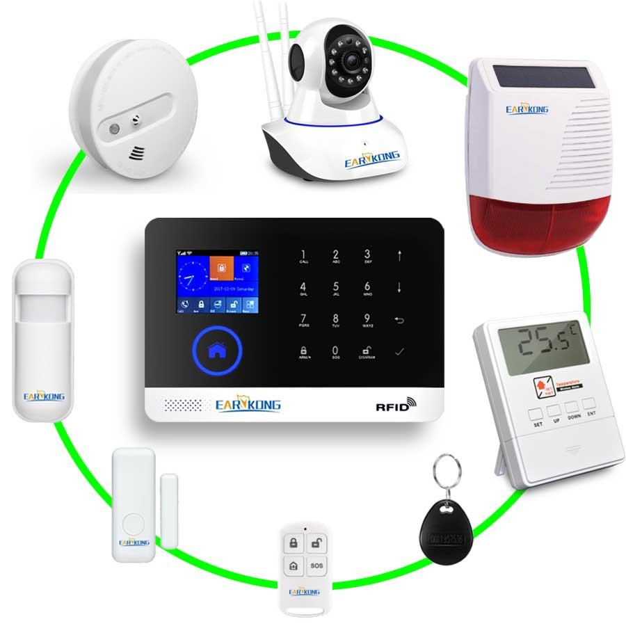 support 100 wireless detector