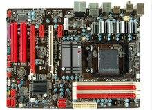 Бесплатная доставка оригинальные платы для Biostar TA970XE AM3 DDR3 SATA3 USB3.0 FX бульдозер core восемь ядерных