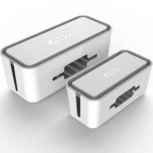 Image 5 - Caja protectora ORICO CMB para cables, caja de tira de alimentación para adaptador de cables, Cable de carga, caja de administración de cables de concentrador de red USB