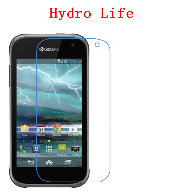 For Kyocera Hydro Icon C6730 New functional type Anti fall, impact  resistance, nano TPU screen protection film-in Tablet Screen Protectors  from