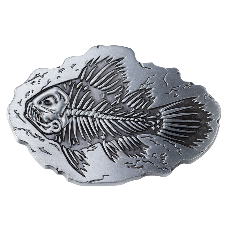 Fish Belt Buckle Animal Belt Head