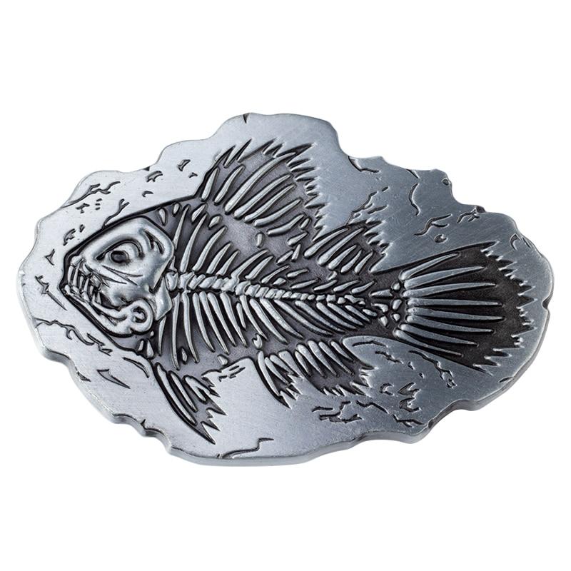 Fish Belt Buckle Animal Belt Head