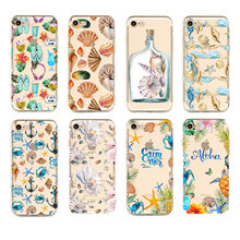 Nanas Butterfly Shell Cover UNTUK iPhone XR 8 7 6 6 S PLUS Transparan Printing untuk iPhone X Max xr XS X 10 Tritone Bunga(China)