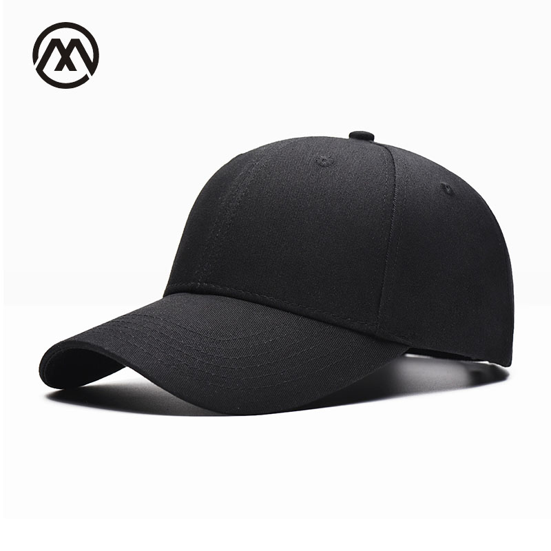 High Quality Baseball Cap Solid Color Unisex Snapback Cap For Men Women Adjust Buckle Brand Baseball Dad Hat Couples Cap Bone fashion solid color baseball cap for men and women