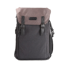 Large Capacity Canvas Waterproof w Rain Cover Photography Camera Backpack Fit 15.6in Laptop Tripod Causal Travel