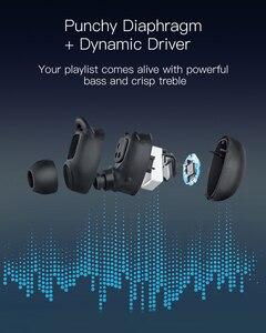 Image 5 - Para BlitzWolf brother AIRAUX AA UM1 auriculares inalámbricos Bluetooth 5,0 manos libres Hi Fi con micrófono estéreo auriculares impermeables en Stock