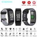 F99 montre intelligente Bracelet pression artérielle oxygène fréquence cardiaque moniteur Fitness Tracker Bracelet intelligent pour Xiao mi PK mi bande 2 CD01