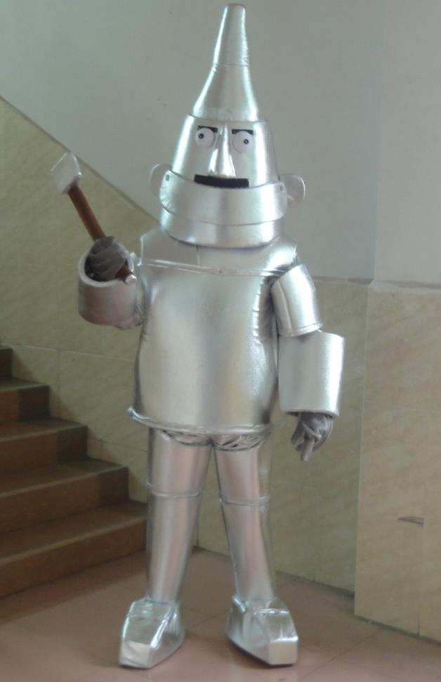 argent robot taking an axe mascot costume adult robot mascot-in Mascot from Novelty u0026 Special Use on Aliexpress.com | Alibaba Group & argent robot taking an axe mascot costume adult robot mascot-in ...