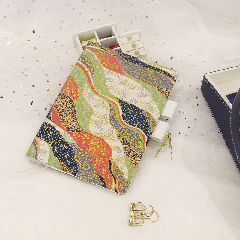 Japan Fashion Soft Cloth Material Hobonichi Fashion Journal Cover A5 1 Piece Free Shipping цена и фото