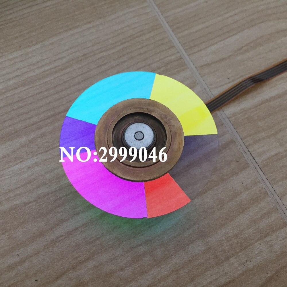 NEW Original REPLACEMENT Projector color wheel For Vivitek d795wt color wheel(54MM) DLP Projector new original projector color wheel for vivitek d929tx projector color wheel
