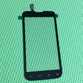 Лучшая рабочая новый датчик сенсорная панель экрана планшета для LG двойной серии III L90 D410 телефон запасных частей черный белый