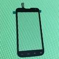 Melhor trabalho novo Sensor do painel de vidro digitador da tela de toque para LG dupla série III L90 D410 telefone peças de reparo preto branco