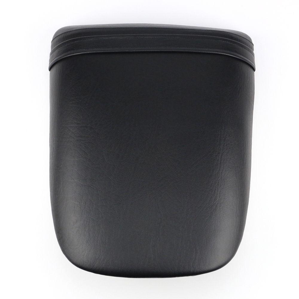 HONDA 2000//01 CBR929RR SEAT FRONT COVER BLACK//WHITE vinyl