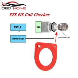 Free Ship Easy Checker Easy-Checker,EZS Checker Immobiliser System Fast Tester Coil Checker For Mercedes For bmw For Audi For VW