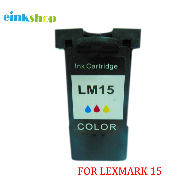 1pcs For Lexmark 15 Color Ink Cartridge Z2300 Z2320 X2650 X2600 X2670 Printer