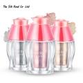 3 Colores Del Favorable Maquillaje de Sombra de Ojos Glitter Sombra de Ojos Shimmer Pigmento En Polvo Suelto Belleza