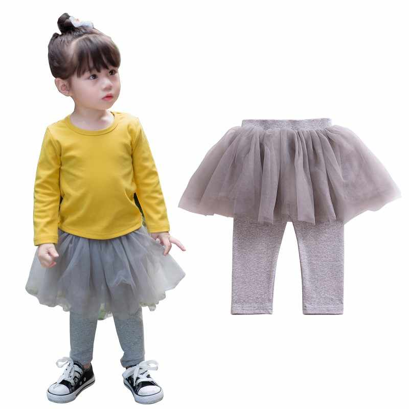 dd38df668c9b3 Detail Feedback Questions about Newborn Winter Infant Baby Girls Warm Pants  With Tutu Skirt Leggings Cotton Pencil Trousers Toddler Children Pants on  ...