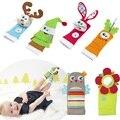 1 пара Baby Toys Brinquedos Сделать Bebe для Детей Brinquedo Menina Oyuncak Игрушки Juguetes Bebek Детские Игрушки Носок Животные