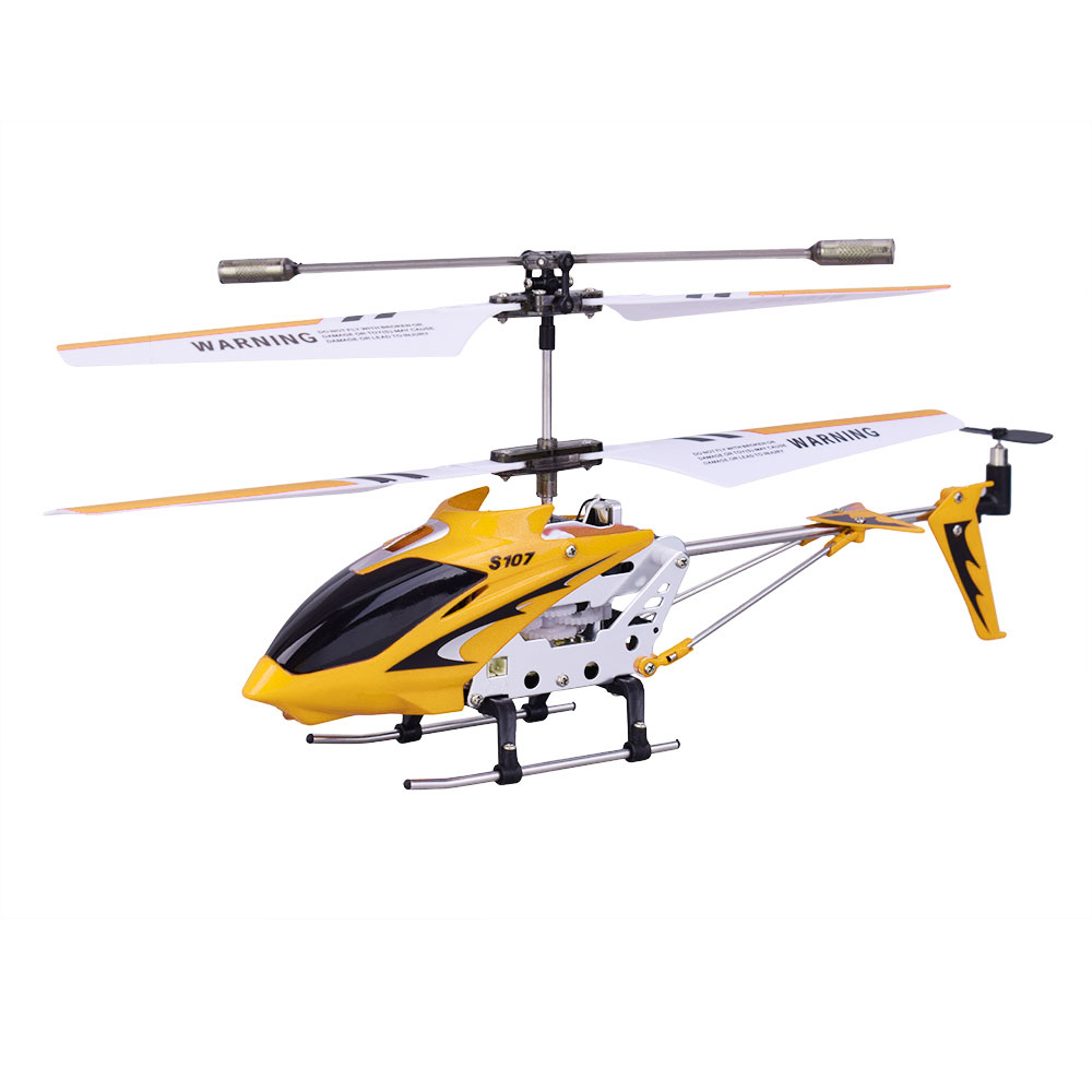 Yellow Alloy RC S107G 3