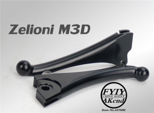 Image 5 - Motorcycle brake levers Front Disc Rear Drum Brake Lever For piaggio vespa LX LXV LT S150 primavera sprint GTS GTV 300 250 200ie