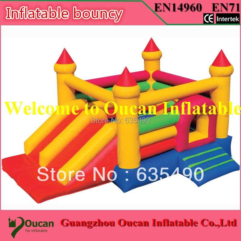 Trampoline gonflable pour enfants sur offre spéciale
