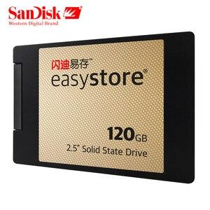 Image 5 - Ssd interno sata3 540 mb/s da movimentação de estado sólido de sandisk 2.5 Polegada disco rígido 480 gb 240 gb 120 gb hdd ssd interno para o desktop do portátil