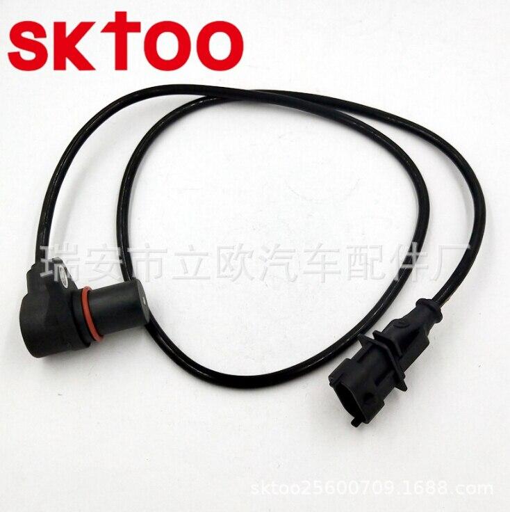 SKTOO  Diesel Engine 4M50 Speed Sensor For MERCEDES-BENZ MITSUBISHI ME225366 0281002807 Crankshaft Position