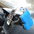 Universal car air vent magnetic mobile phone holders for all phones iphone 4 4s 5 5s Note 2 3 4 vivo R9