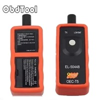 EL 50448 Auto Tire Pressure Monitor Sensor TPMS Activation Tool OEC T5 EL 50448 For G