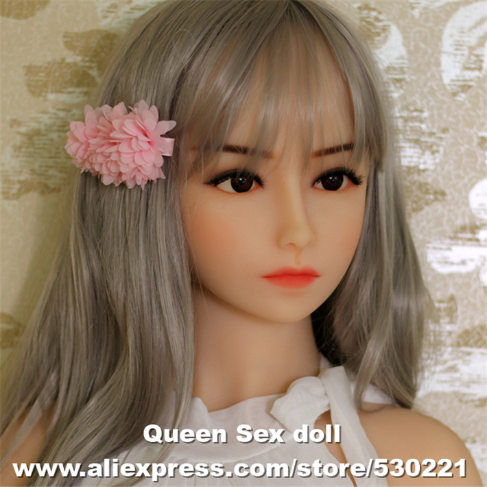WMDOLL Top quality Japanese Love Doll Heads For Solid Silicone Sex Doll Realistic Mannequins Sexy Products