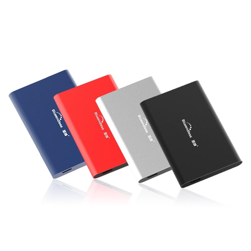 Blueendless External Hard Disk Drive 1TB 2TB 250GB 320GB 500GB USB 3.0 hdd 2.5 Disco Duro Disco Duro Externo 2TB HDD 1 TB Drive ...