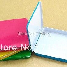 Free shippng/100x95x17mm small tin box with hinge/cigarette tin box