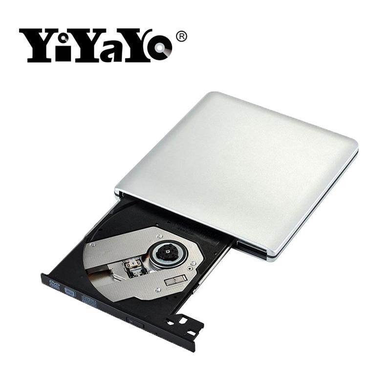 Արտաքին DVD սկավառակ YiYaYo USB 3.0 CD / RW այրիչ - Համակարգչային բաղադրիչներ - Լուսանկար 3