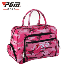 PGM Top Quality Golf Clothing Bag For Man World Peace limited Edition Camouflage Waterproof Nylon Golf Bag For Shoes Handbag
