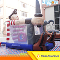 Inflatable Biggors Bounce House Kids Jumping Toys Outdoor Party Events Commercial Rental