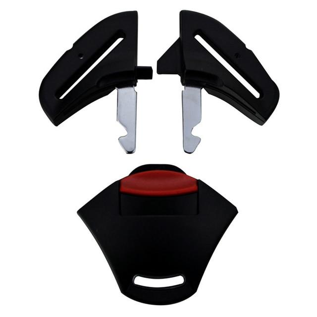 Livraison, nouveauté!!! Boucle de sécurité, pièces universelles pour siège, avec fermoir de sécurité, pour moteurs, bouton de traction
