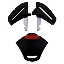 Shipping new !!! promotion universal Motors safety seat buckle lock parts and safety clasp / buckle / belt buckle / pull button