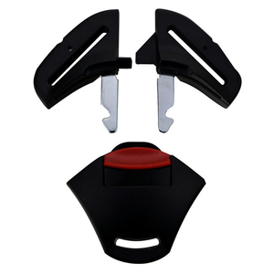 Image 1 - Vận chuyển new!!! xúc tiến phổ Động Cơ chỗ ngồi an toàn khóa khóa các bộ phận và an toàn clasp/buckle/belt buckle/nút kéo