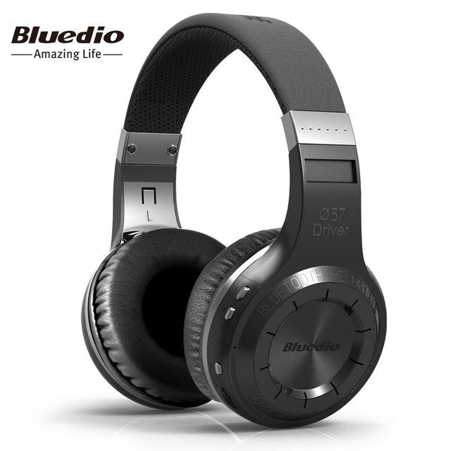 Bluedio HT  bluetooth наушники, беспроводные наушники с встроенным микрофоном, стерео наушники с замечательным бассом.