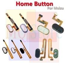 Original Home Fingerprint Return Button Touch ID Sensor Ribbon Flex Cable Mobile