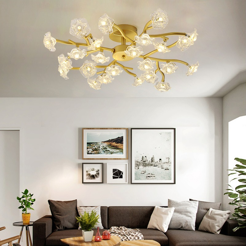 70 Modern Dining Room Ideas For 2019: 2019 New Modern LED Ceiling Chandelier Decoration Ceiling