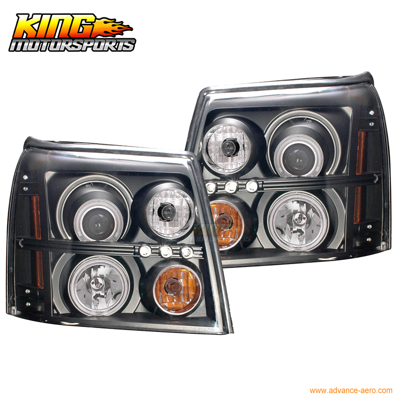 For 2003 2006 Cadillac Escalade Esv Projector Headlight