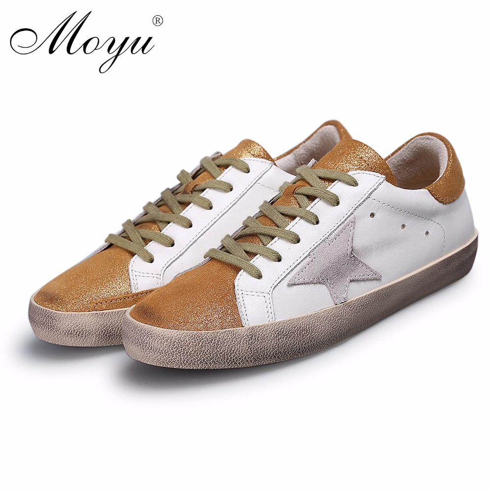 Khaki Leather Shoe