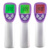 3 unids/lote frente auto pantalla lcd sin contacto del cuerpo de agua electrónico fiebre infrarrojo digital de bebé termómetro sin contacto de atención