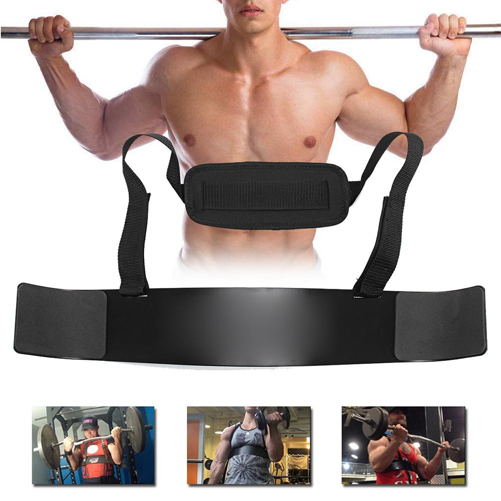 NEW Fitness Training Muscle Biceps Isolator Quick Upper Body Building Arm Blaster